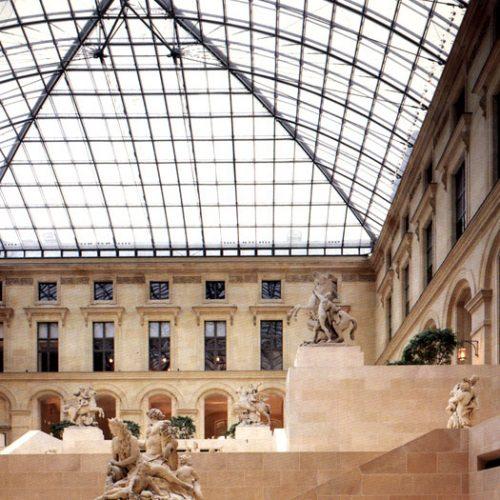 Louvre Sculpture Courts: Louvre Sculpture Courts, Paris: Interior 3