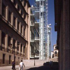 Reina Sofia Museum Of Modern Art: Tower profiles