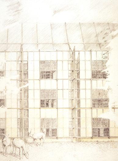 Magdalen College: Facade