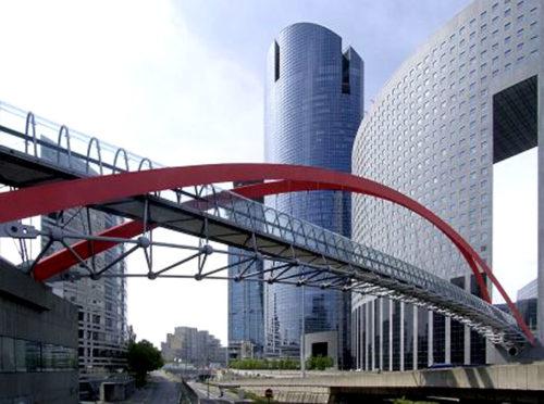 Japan Bridge: Perspective 1
