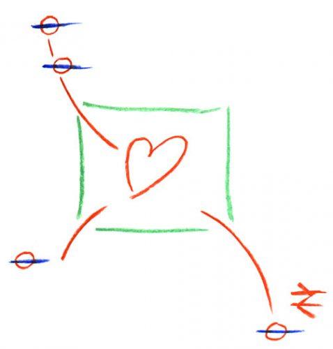 White City Commercial Development: Heart, concept sketch