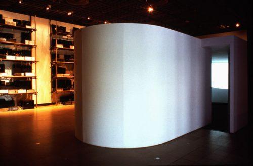 Sonic Boom: Gallery 5 — Philip Jeck (rear wall), Scanner/Katarina Matiasek