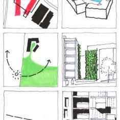 Dylon Development: Concpet sketches 1