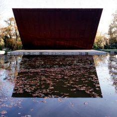 Crystal Palace Concert Platform: Stage upon the lake