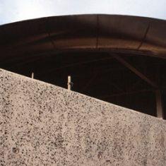 Bermondsey Station roof glass 1996
