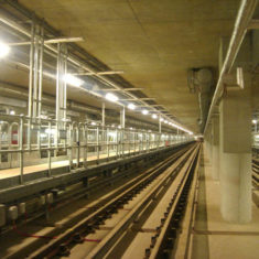 Central Line Sidings, Whitecity
