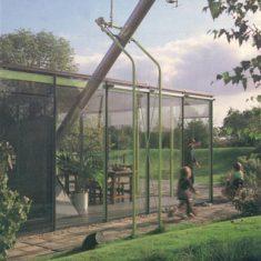 Fluy House – solar energy systems 1976