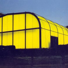 Shelterspan, Paddington Boys Club, Heathrow, 1979