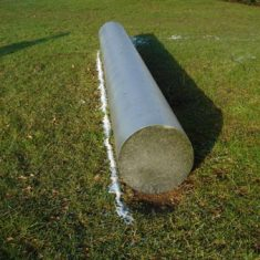 Turville log, 2004
