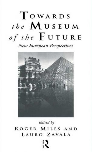 Towards the Museum of the Future - book cover